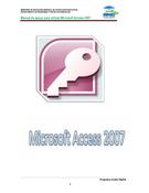 Utilizar Microsoft Access 2007