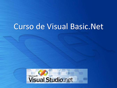 Curso de Visual Basic.Net
