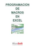 Programación de Macros en Excel