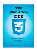Guía completa de CSS