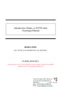 Introducción a Redes y a TCP/IP sobre Tecnología Ethernet