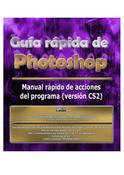 Guía rapída de adobe photoshop
