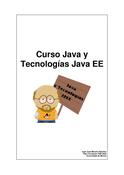 Java y Tecnologías Java EE